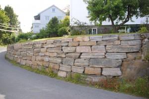 Mur Kragerø